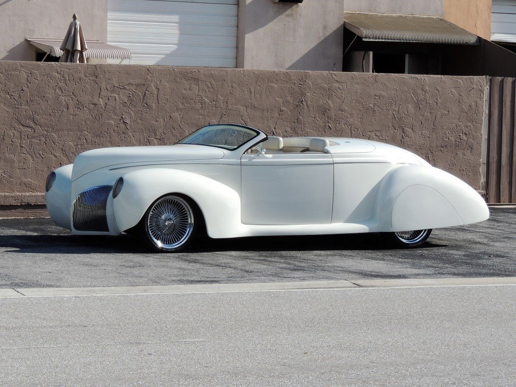 1939 lincoln zephyr restomod