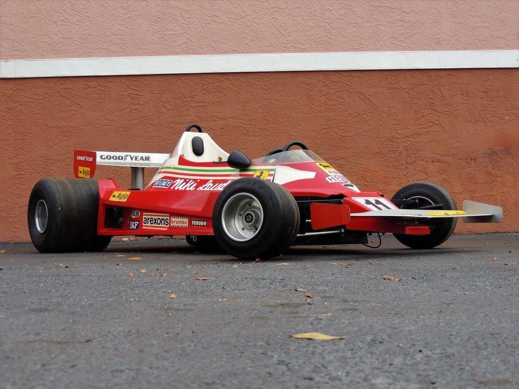 1977 ferrari 312t2 1 2 scale