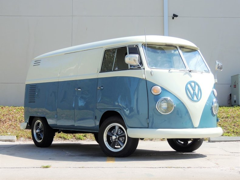 1963 VOLKSWAGEN TYPE 2 BUS