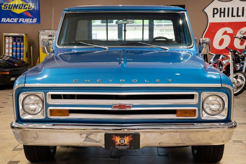 1968 chevrolet c10 restomod