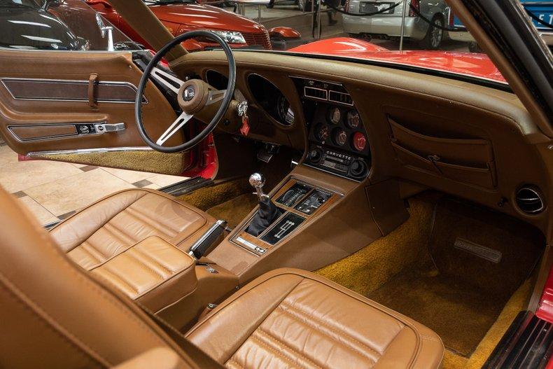 1972 chevrolet corvette ls5 4 speed