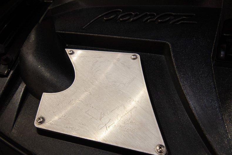2002 panoz esperante convertible