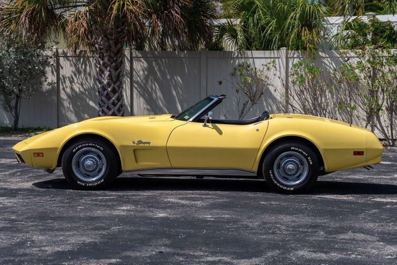 1974 chevrolet corvette ls4 big block 4 speed
