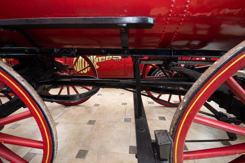 1903 studebaker tanker wagon
