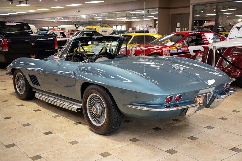 1967 chevrolet corvette big block