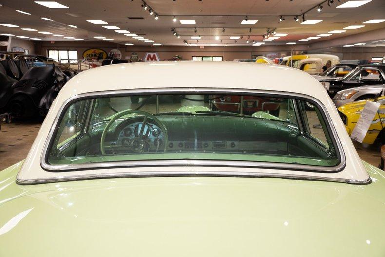 1957 ford thunderbird e code 2x4bbl