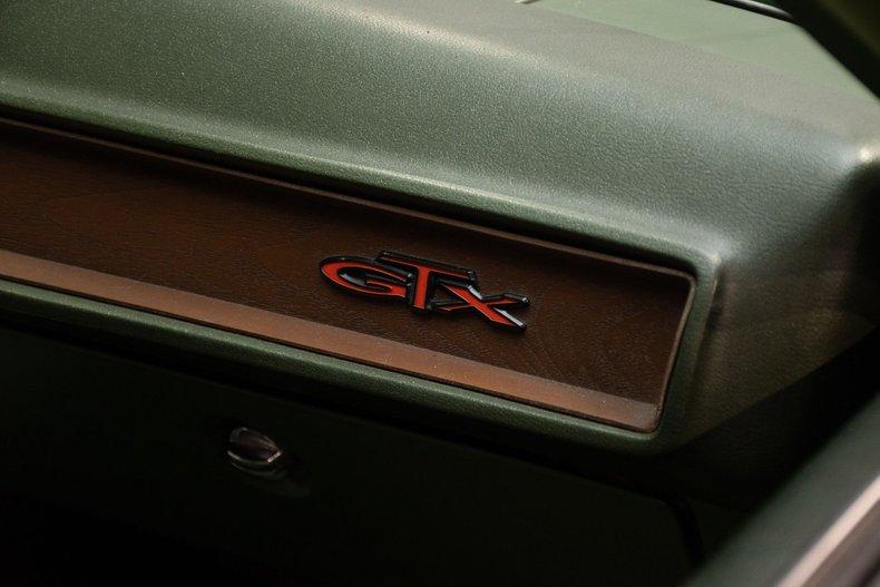 1971 plymouth gtx 440 six pack