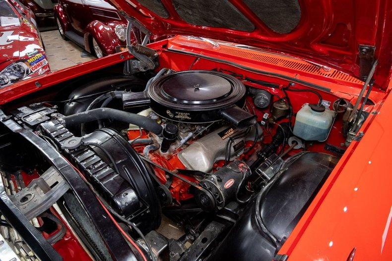 1962 chevrolet impala ss 409 2x4bbl