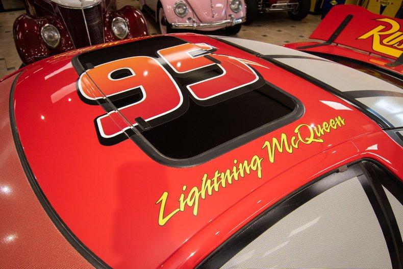 1995 mitsubishi 3000gt lightning mcqueen