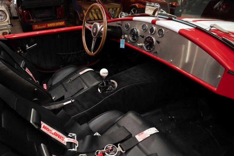 1965 shelby cobra lone star classic