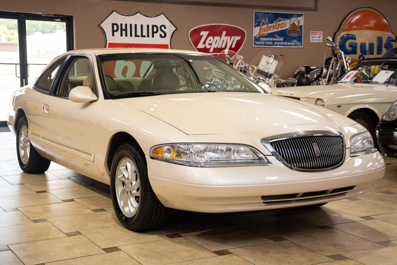 1998 lincoln mark viii one owner