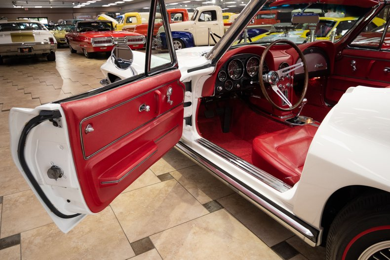 1965 chevrolet corvette l79 ncrs top flight