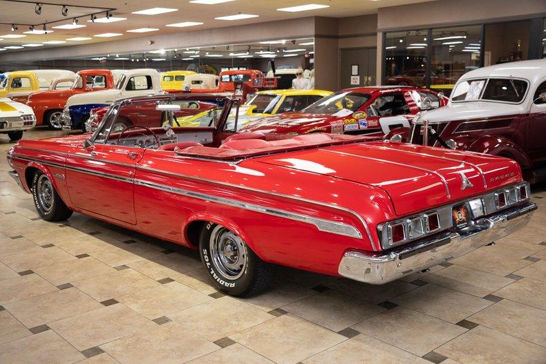 1964 dodge polara 500 convertible