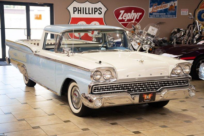 1959 ford ranchero