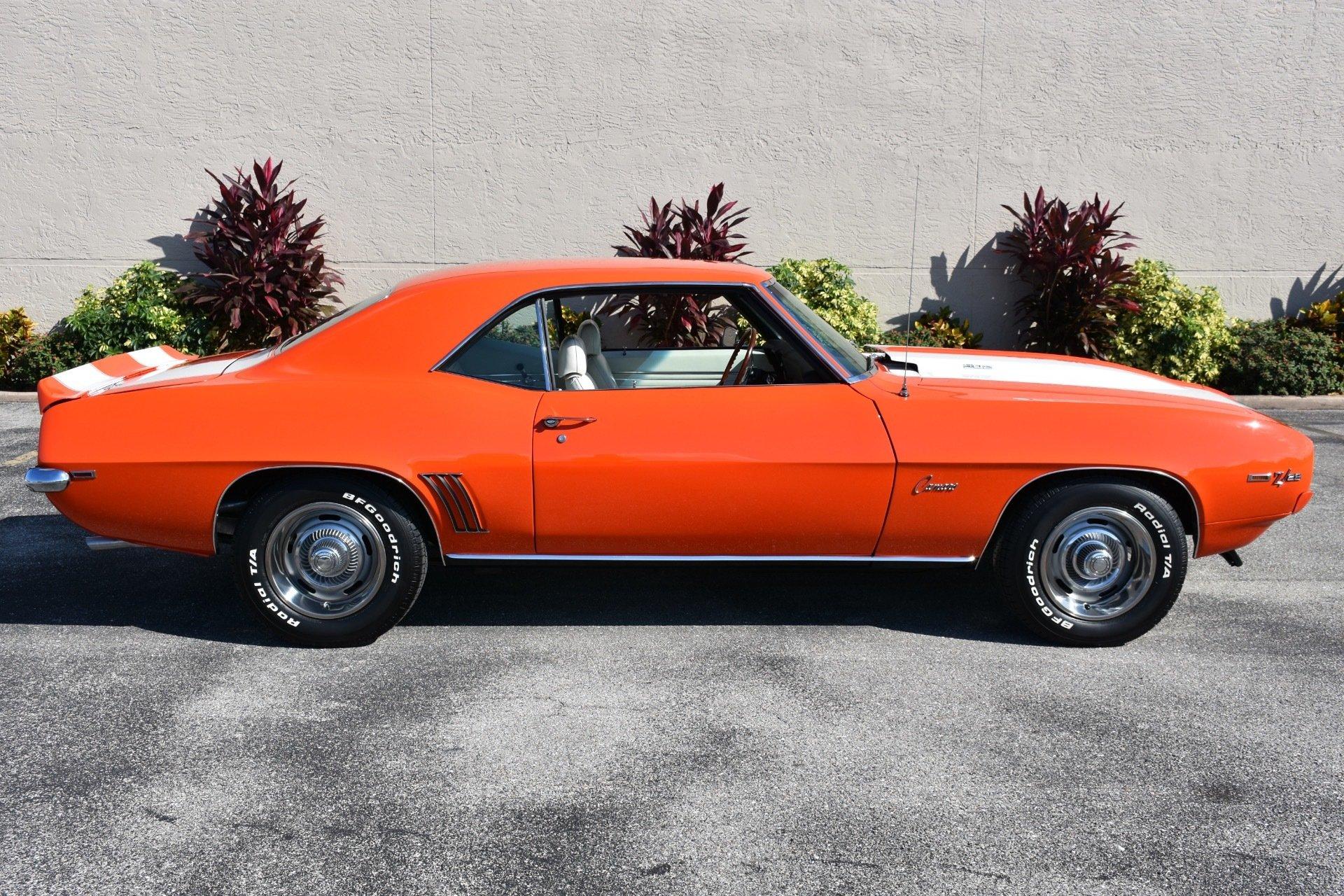 1969 Chevrolet Camaro   Ideal Classic Cars LLC