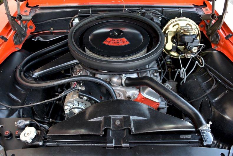 1969 chevrolet camaro z 28 matching ve3