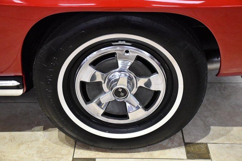 1965 chevrolet corvette l78 425hp big block