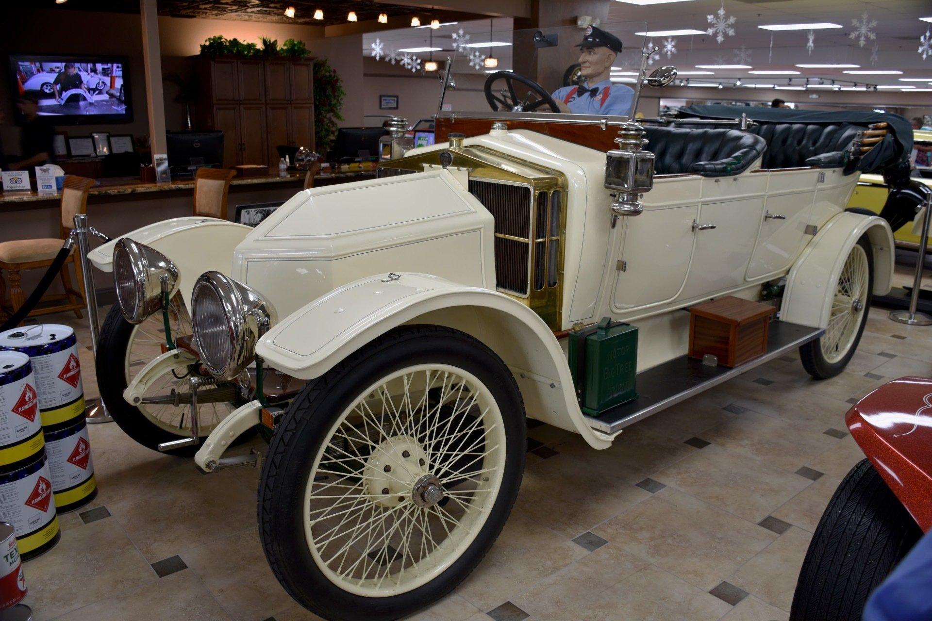 1912 jds deasy touring phaeton