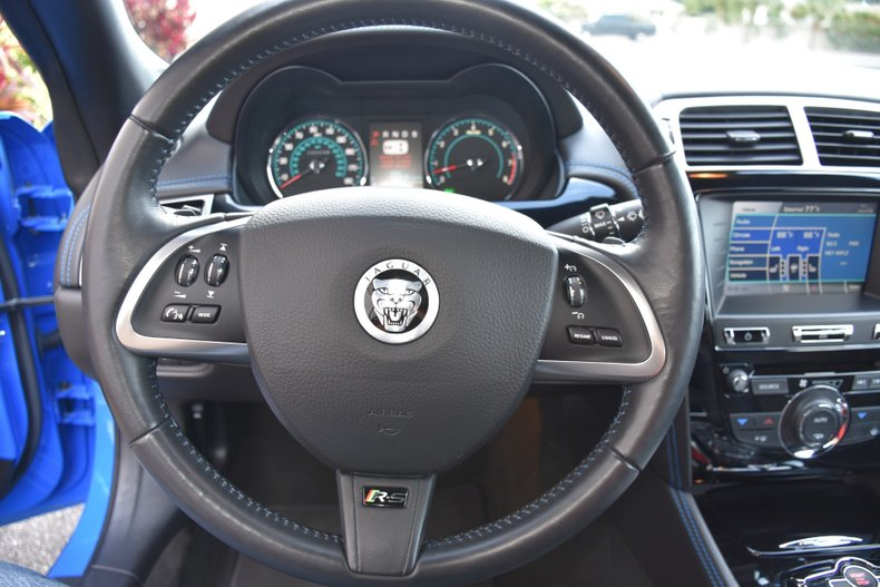 2012 jaguar xkr s