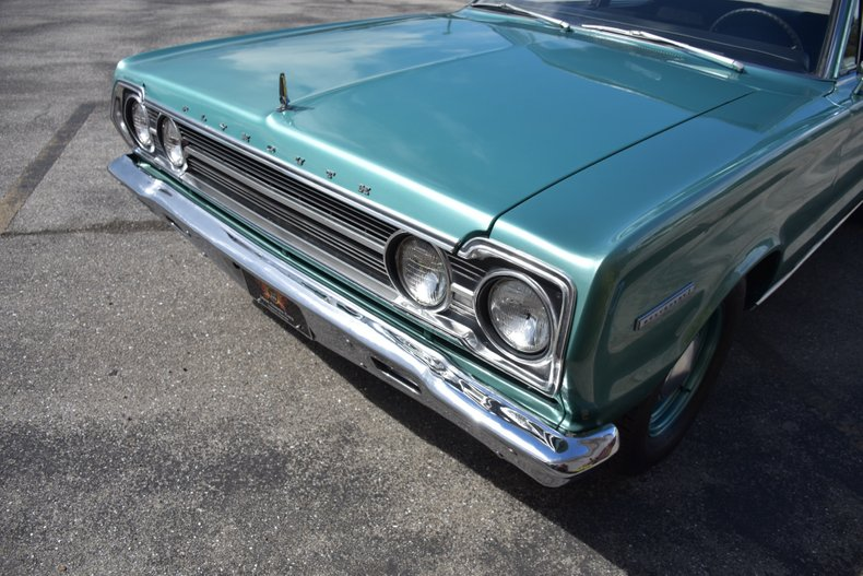 1967 plymouth belvedere 440