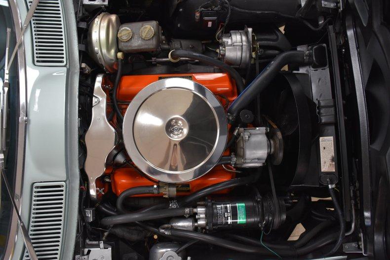 1966 chevrolet corvette 327