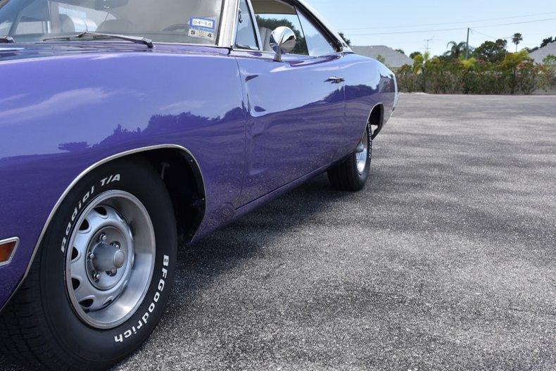 1970 dodge charger 383 auto plum crazy purple