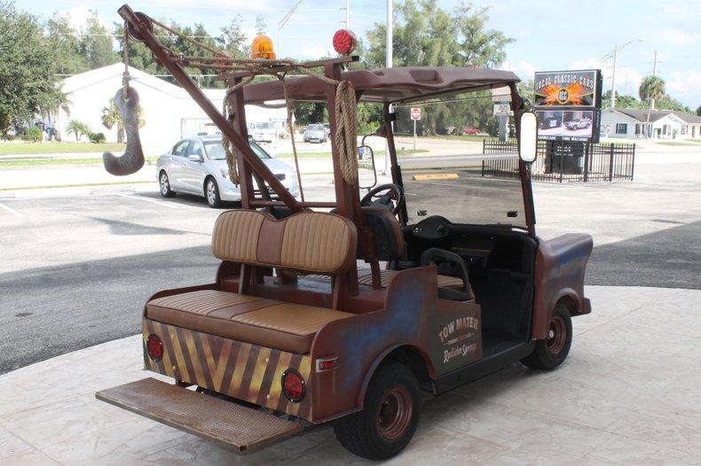 2013 z ez go rxv tow mater golf cart
