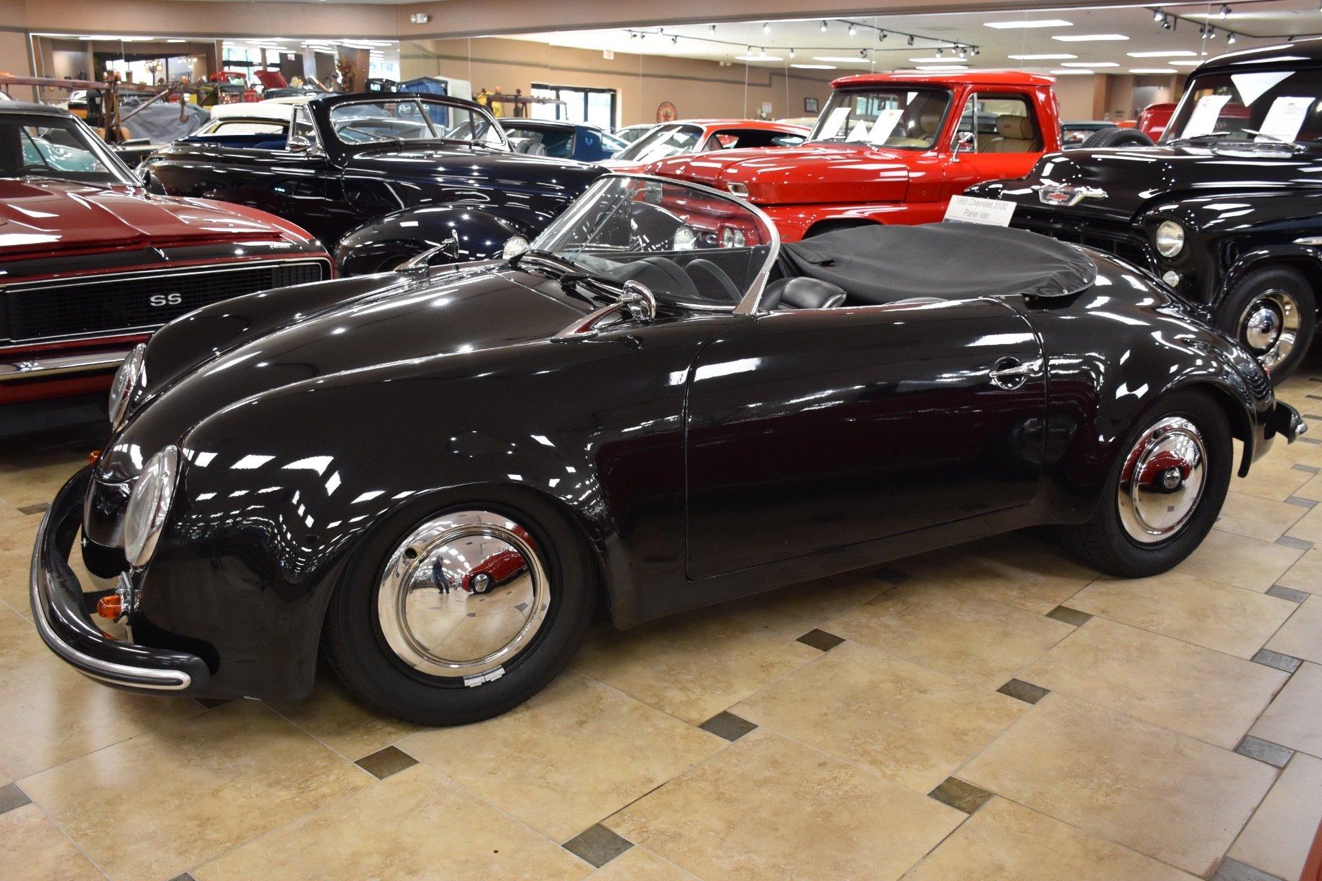 1957 porsche 356 speedstersold