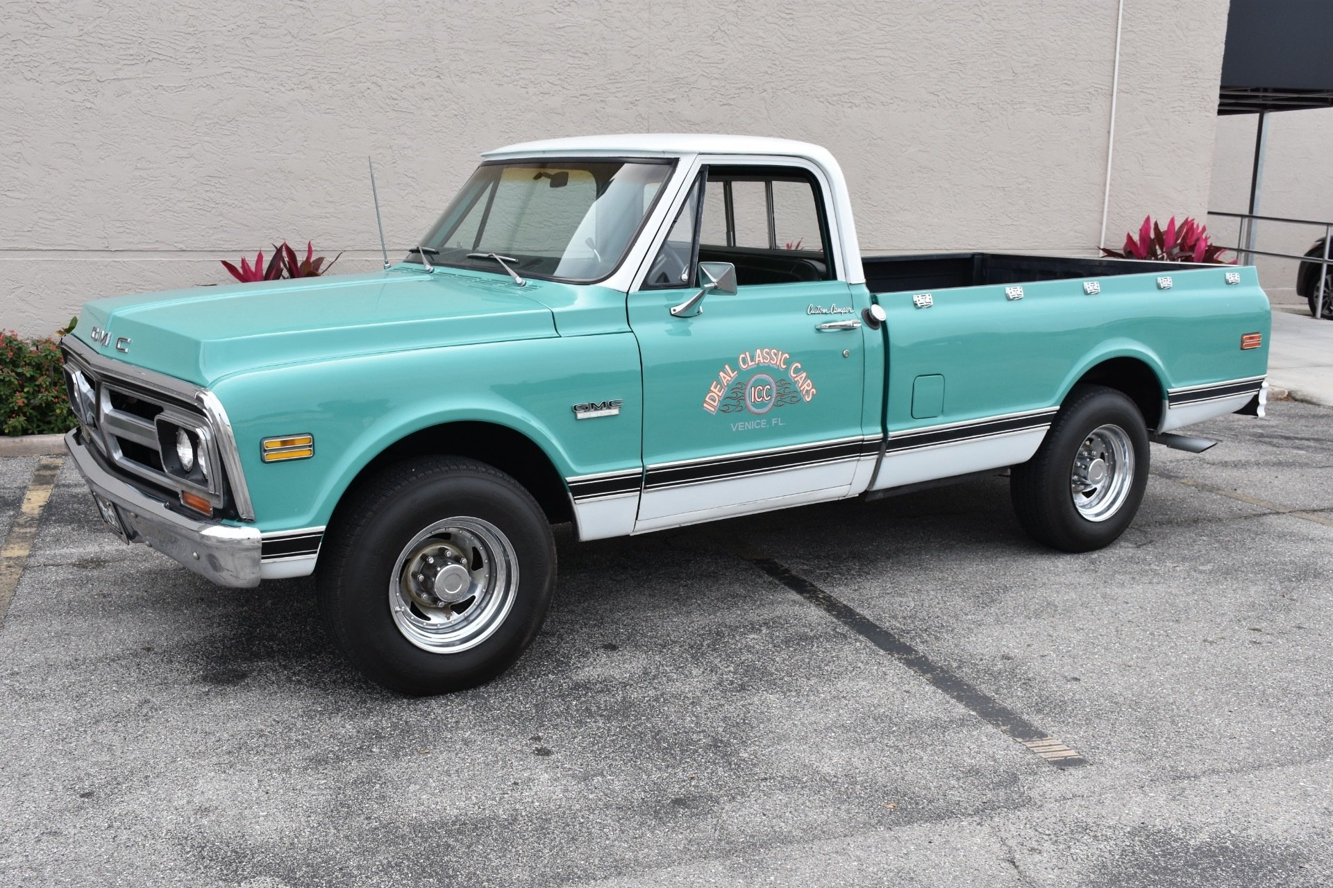 1972 gmc c 10 campers special pick up
