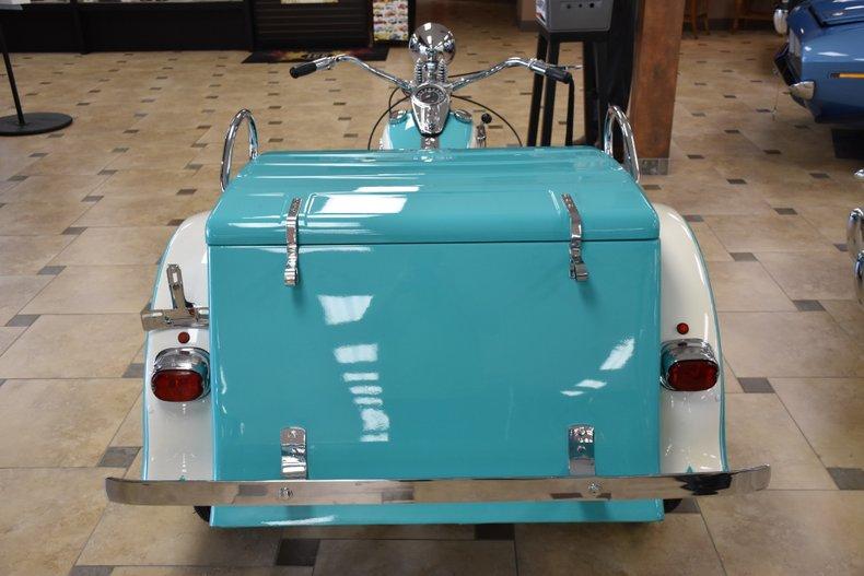 1957 harley davidson servi car