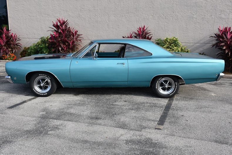 1968 plymouth satellite road runner