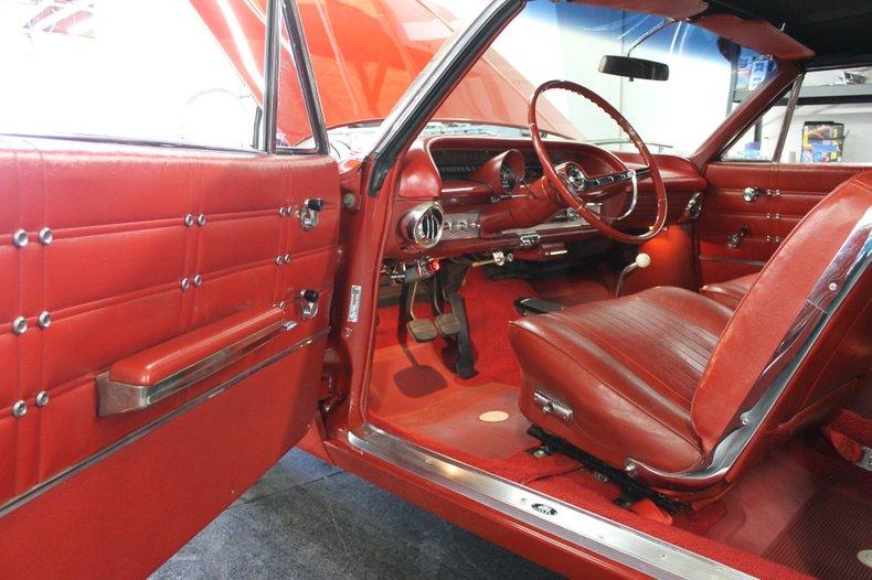 1963 chevrolet impala 409