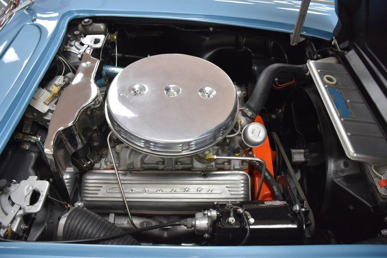 1960 chevrolet corvette
