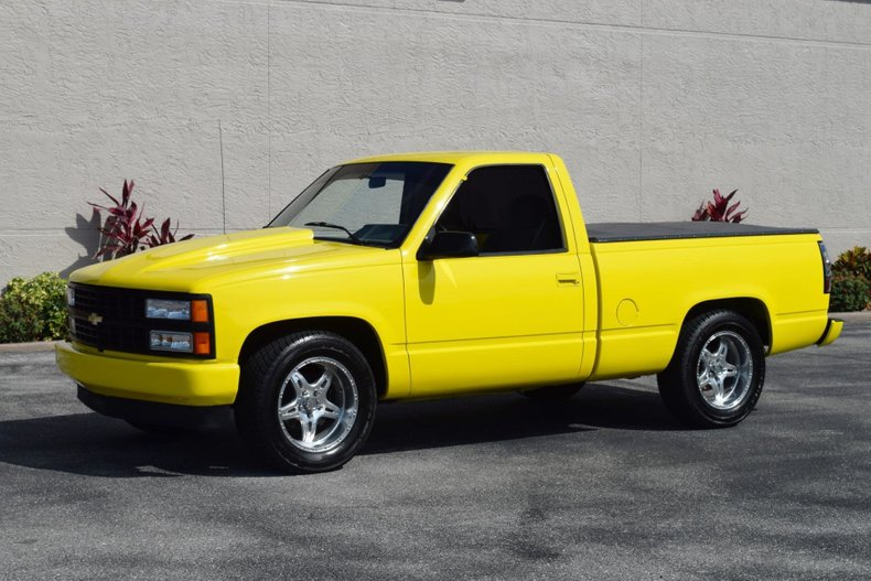 1993 chevrolet c k 1500