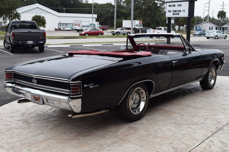 1967 chevrolet chevelle convertible