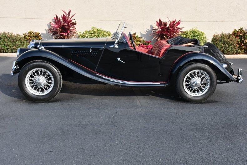 1954 mg td tf roadster