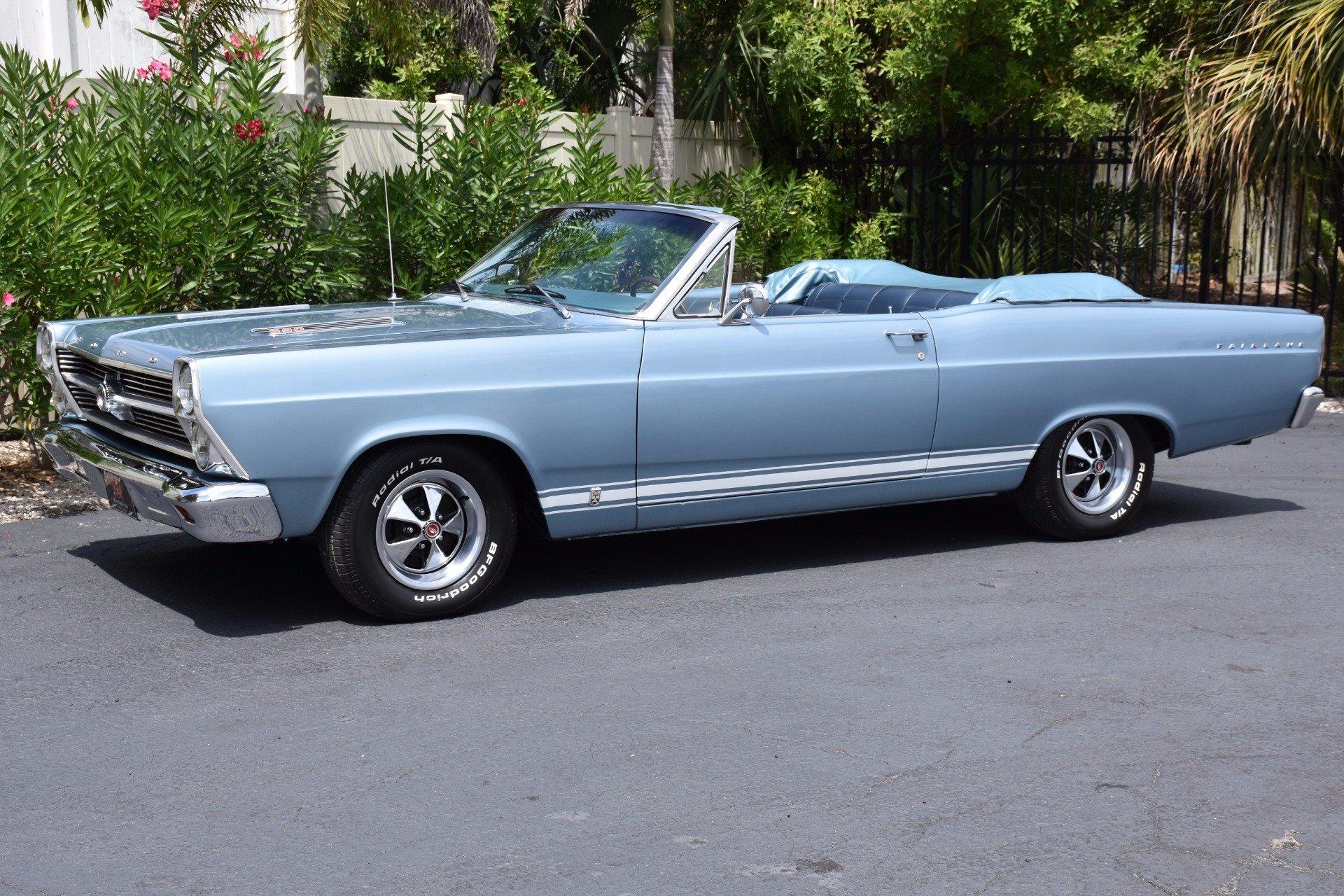 1966 Ford Fairlane GTA Tribute | Ideal Classic Cars LLC