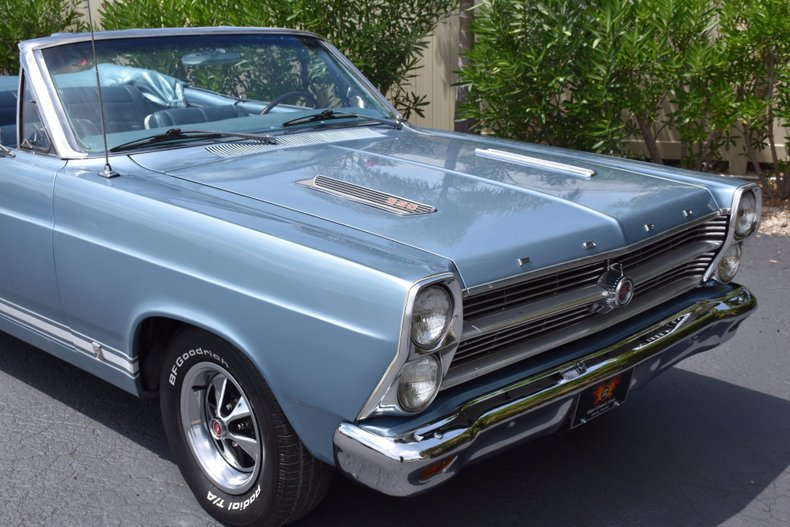 1966 ford fairlane gta tribute