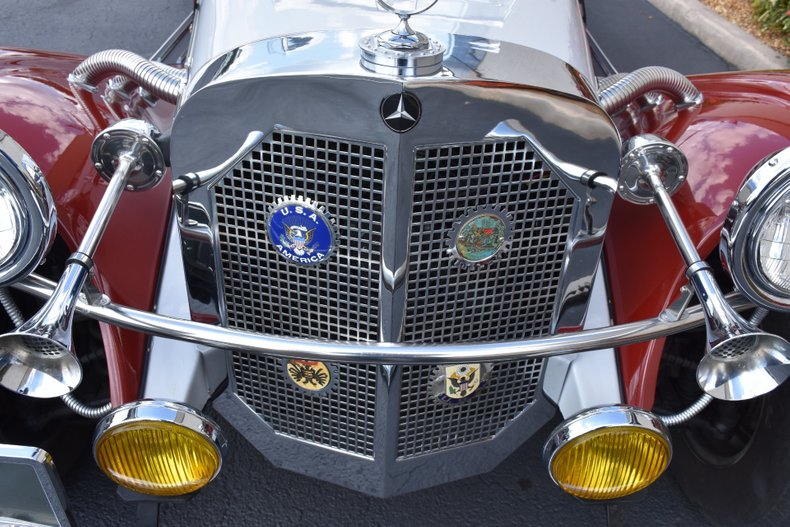 1929 mercedes benz gazelle