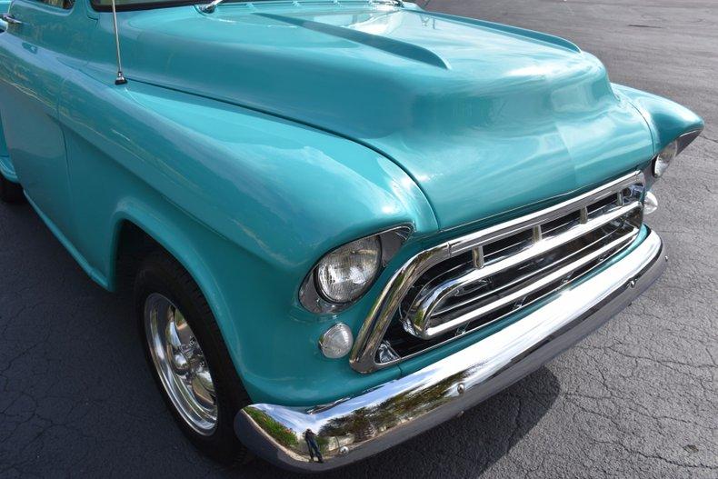 1957 chevrolet pick up