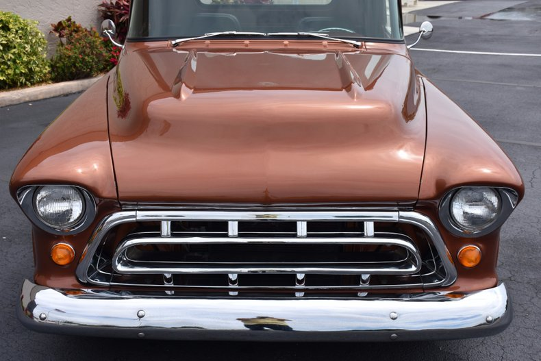 1957 chevrolet pick up