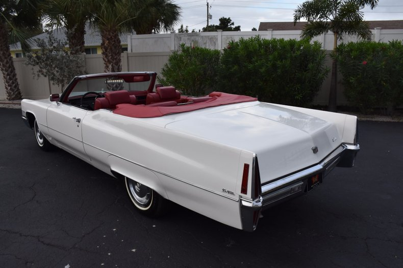 1970 Cadillac DeVille | Ideal Classic Cars LLC