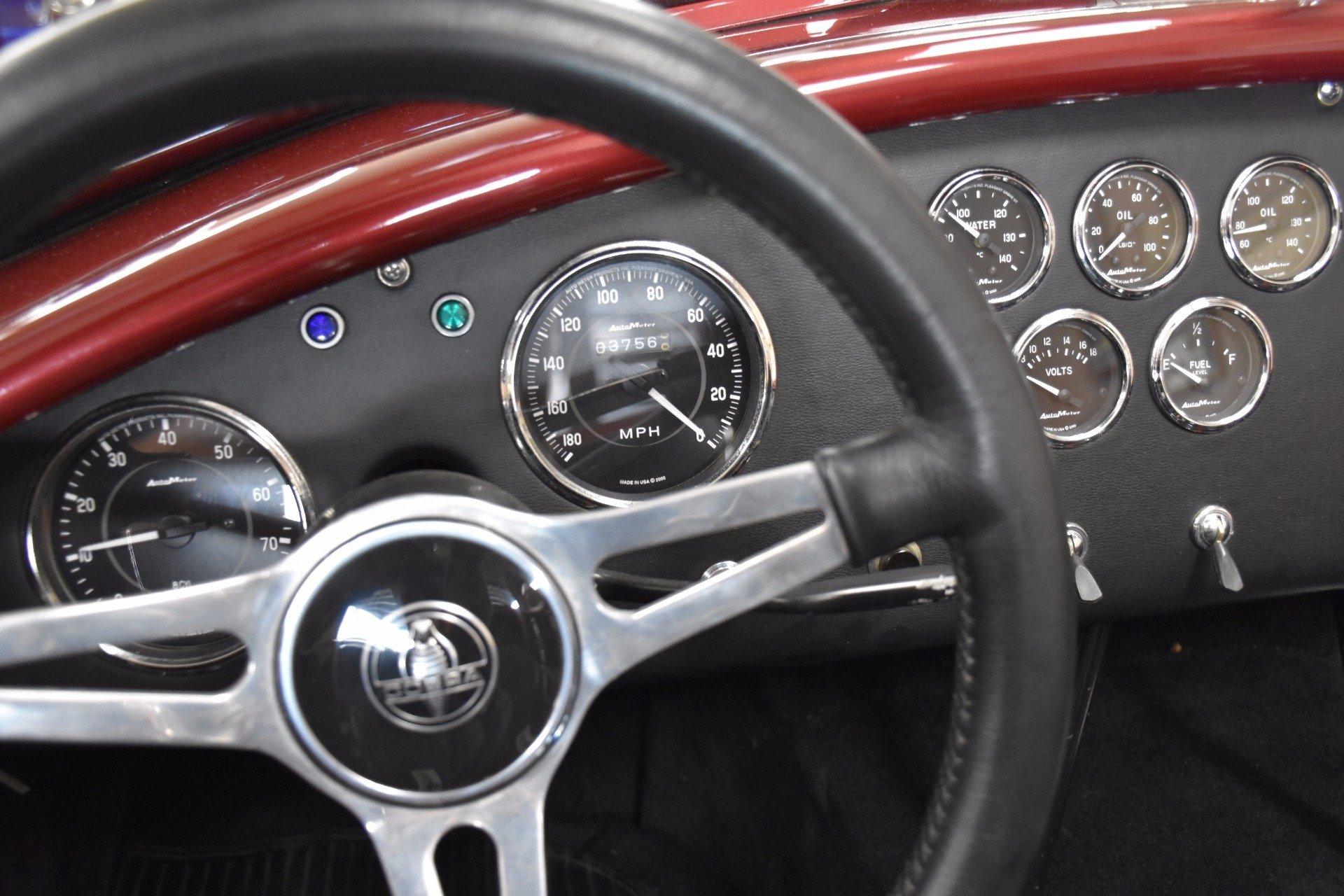 1967 Shelby Cobra E R A  for sale #103288 | MCG