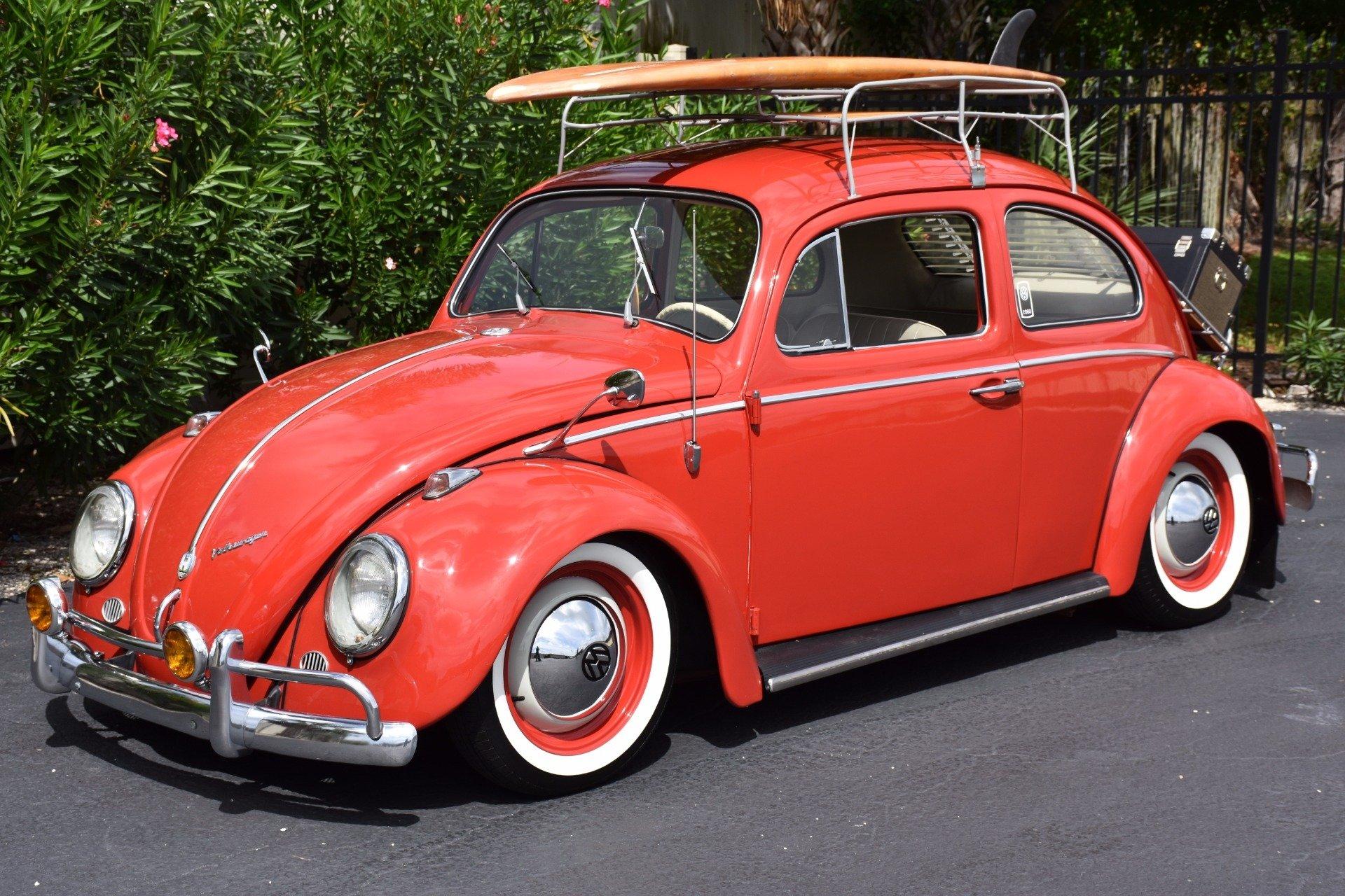1960 Volkswagen Beetle Ideal Classic Cars Llc