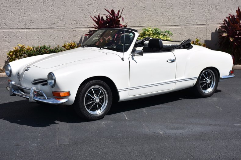 1970 Volkswagen Karmann Ghia For Sale