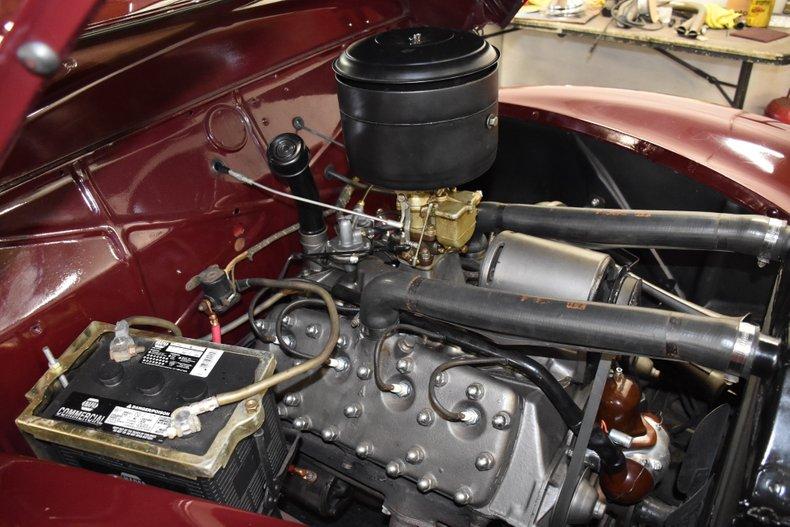 1939 mercury eight