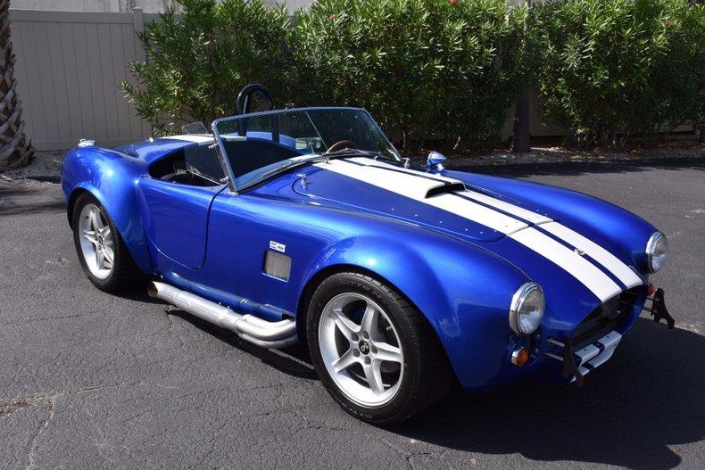 1999 shelby cobra