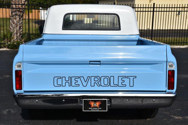 1967 chevrolet c 10