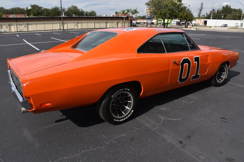 1969 z movie car dodge charger