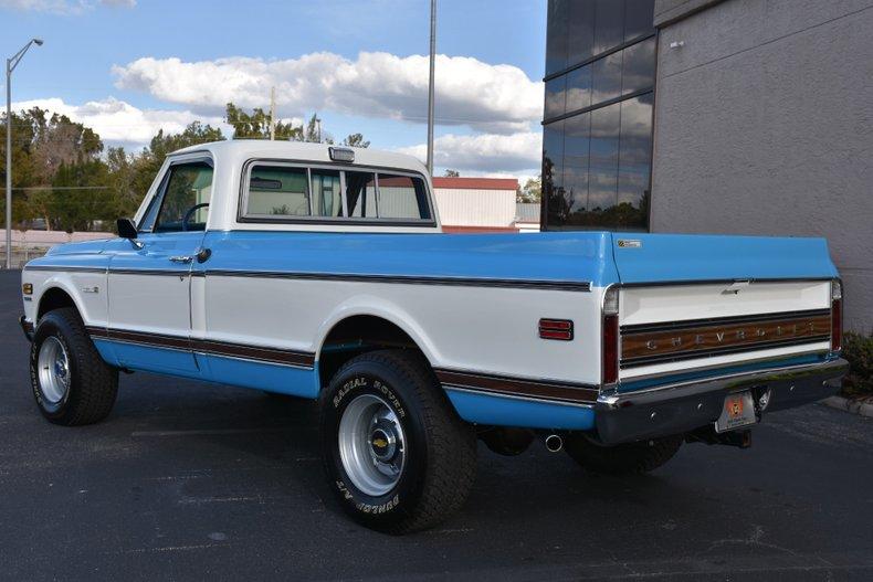 1972 chevrolet 4x4 k20